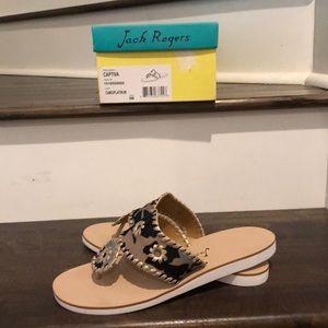 Jack Rogers Captiva Camo Sandals